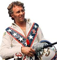 Authentic Evel Knievel Autographed Items