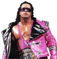 Bret Hart Authentic Autographed Items